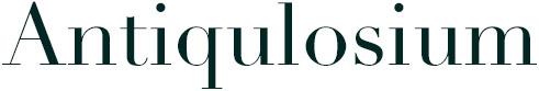 antiqulosium online