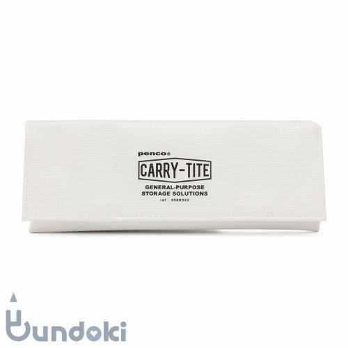 【HIGHTIDE/ハイタイド】penco キャリータイト (ホワイト)