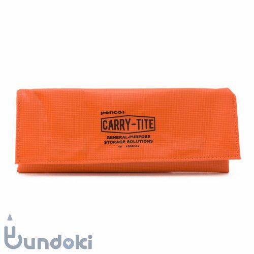 【HIGHTIDE/ハイタイド】penco キャリータイト (オレンジ)