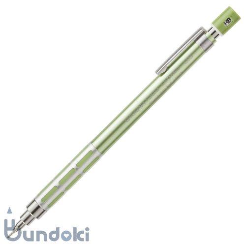 【Pentel/ぺんてる】GRAPH 1000 LIMITED EDITION・メタリック (0.5mm/ライトグリーン)