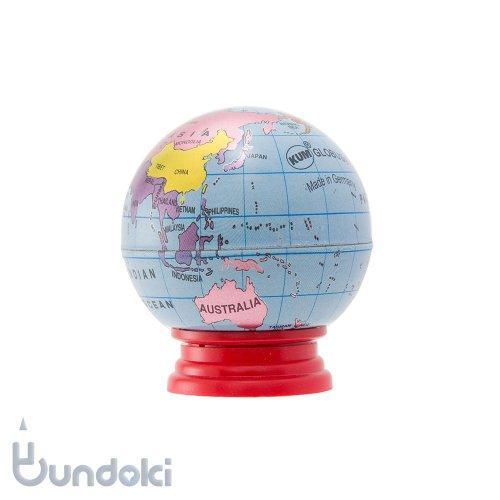 【KUM/クム】  ケズリキ グローブ/地球儀型鉛筆削り・1010