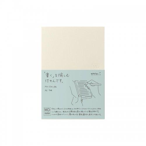 【MIDORI/ミドリ】MD付せん紙 (A6/方眼罫)