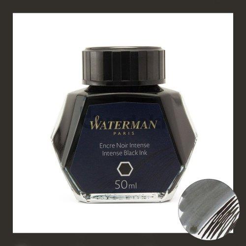 【WATERMAN/ウォーターマン】ボトルインク (BLACK/ブラック)