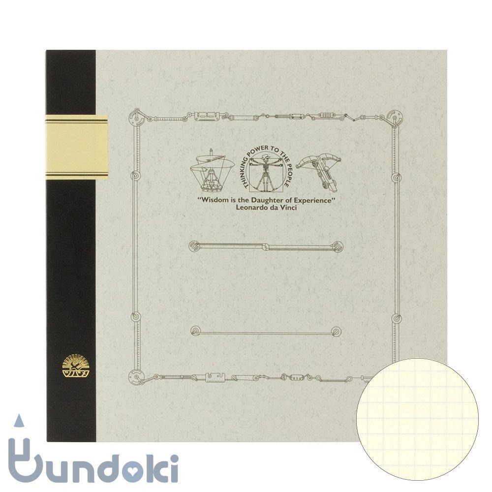 【Thinking Power Notebook】ツバメ ダ・ヴィンチ スクエア