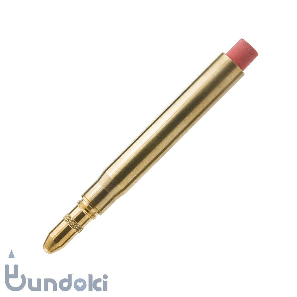 ��Metal Shop��Raw Brass Bullet Pencil���֥饹�Х�å�