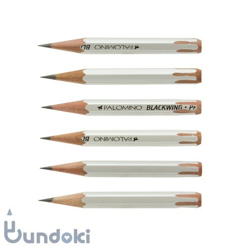 【Metal Shop】Bullet Pencil用鉛筆6本入り・Blackwing Pearl