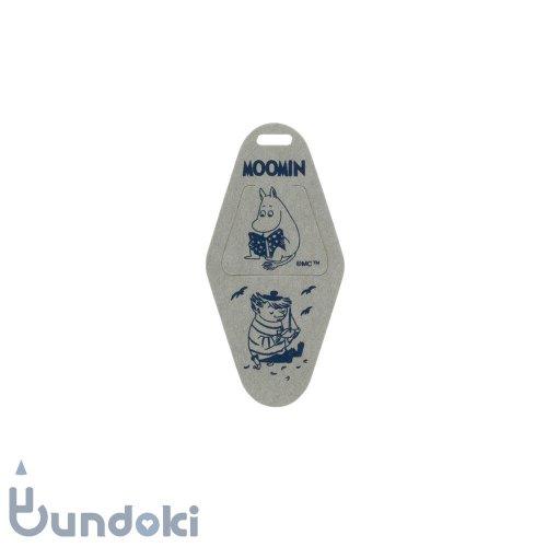 【HIGHTIDE/ハイタイド】ムーミン・ブックマーカー (グレー)