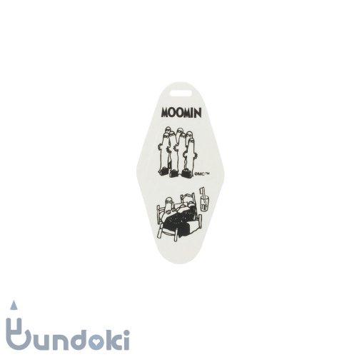 【HIGHTIDE/ハイタイド】ムーミン・ブックマーカー (ホワイト)