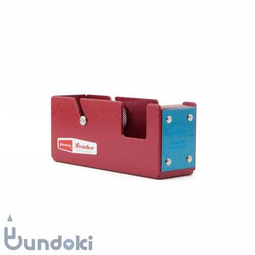 【HIGHTIDE/ハイタイド】penco テープディスペンサー・S (レッド)
