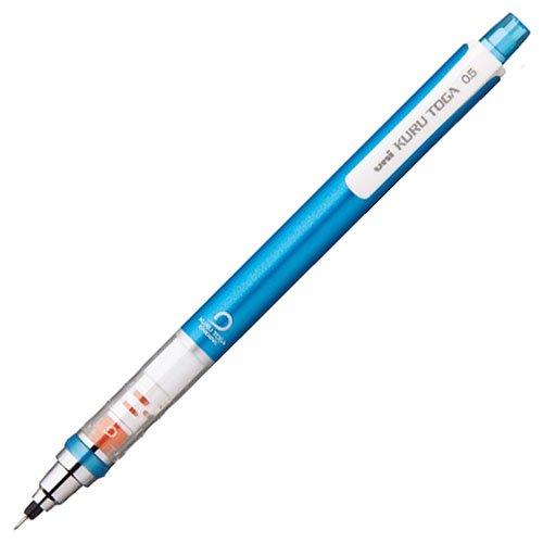 【三菱鉛筆/MITSUBISHI】KURU TOGA/クルトガ スタンダードモデルM5-450(ブルー/0.5ミリ)