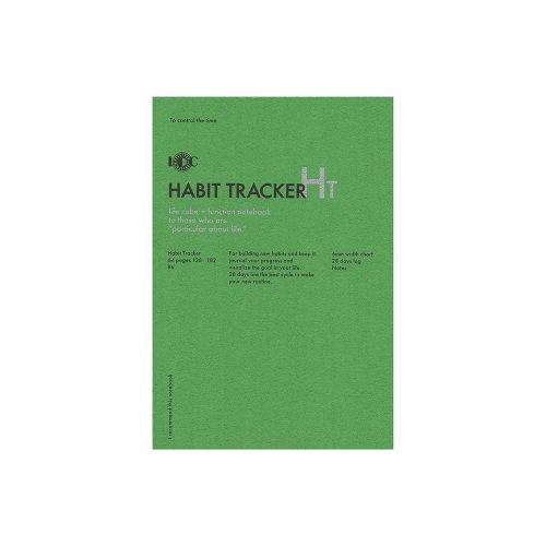 【UNITED BEES/ユナイテッドビーズ】ファンクションノート・ハビットトラッカー (B6)