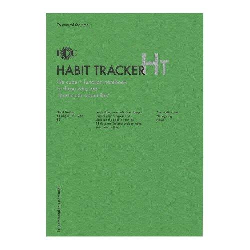 【UNITED BEES/ユナイテッドビーズ】ファンクションノート・ハビットトラッカー (B5)