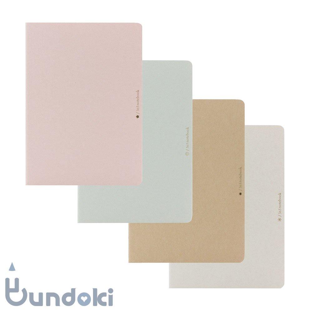 【新日本カレンダー】365 notebook 四季・4冊セット (A6)
