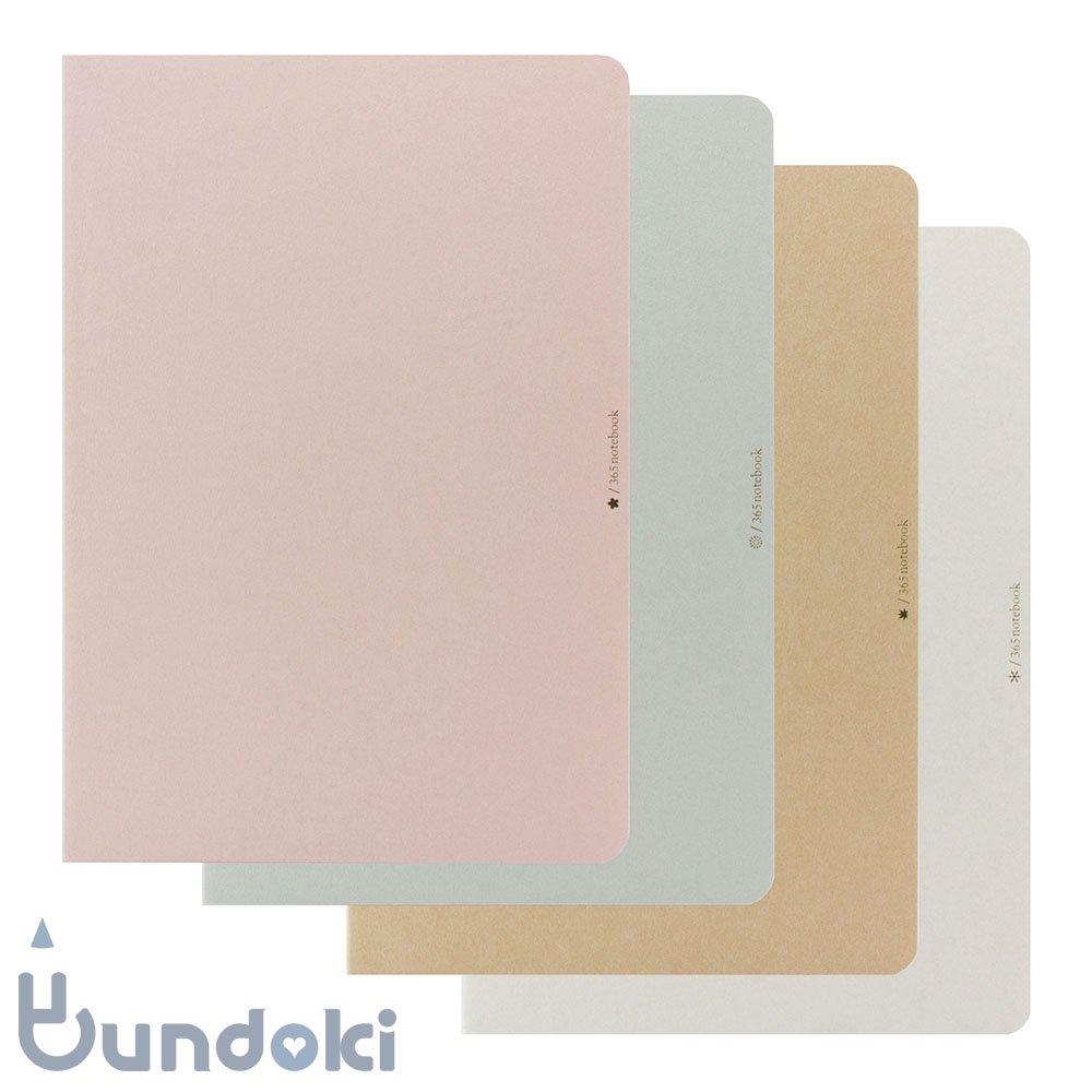 【新日本カレンダー】365 notebook 四季・4冊セット (A5)