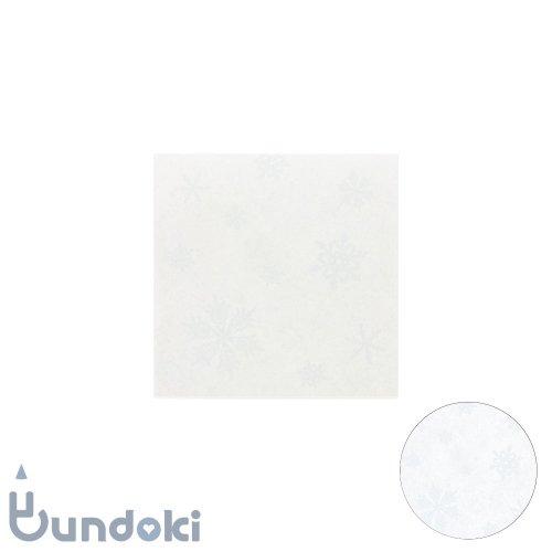 【新日本カレンダー】365 notebook / square (雪・snow)