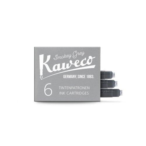 【KAWECO/カヴェコ】インクカートリッジ (グレー)