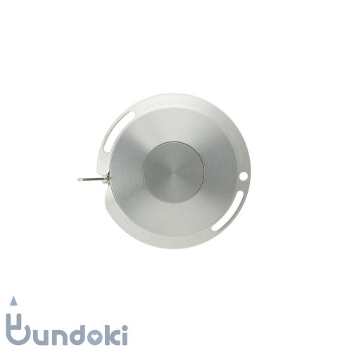 【TAKEDA DESIGN PROJECT】MiLLiSECOND/ファイバー メタルメジャー 1.5m(シルバー)