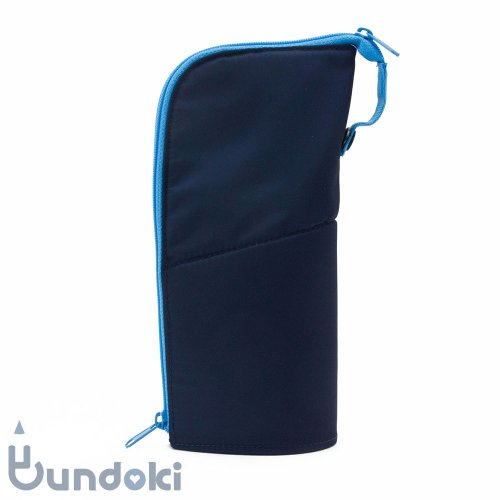 【KOKUYO/コクヨ】ネオクリッツ・ラージサイズ (ネイビー×ライトブルー)