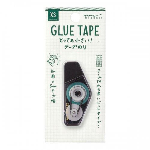 【MIDORI/ミドリ】XS テープのり (黒)