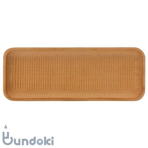 【groundwork】 角丸ペントレー 70×190 (水目桜)