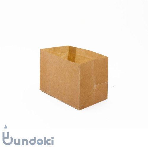 蝋引紙袋 角底・0.5型