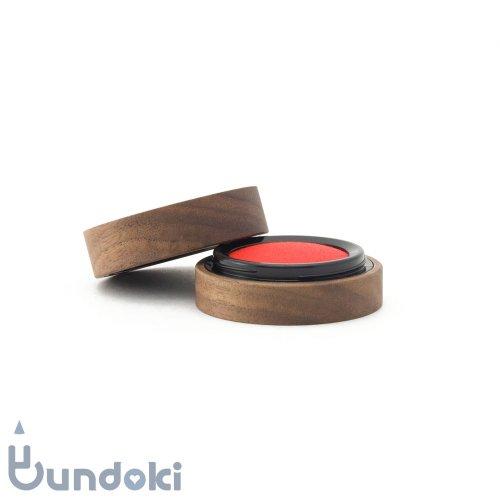【hacoa/ハコア】Ink Pad ・ 30 (ウォールナット)