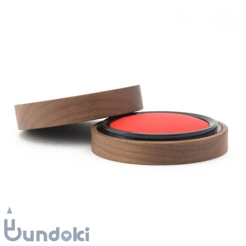 【hacoa/ハコア】Ink Pad ・ 50 (ウォールナット)