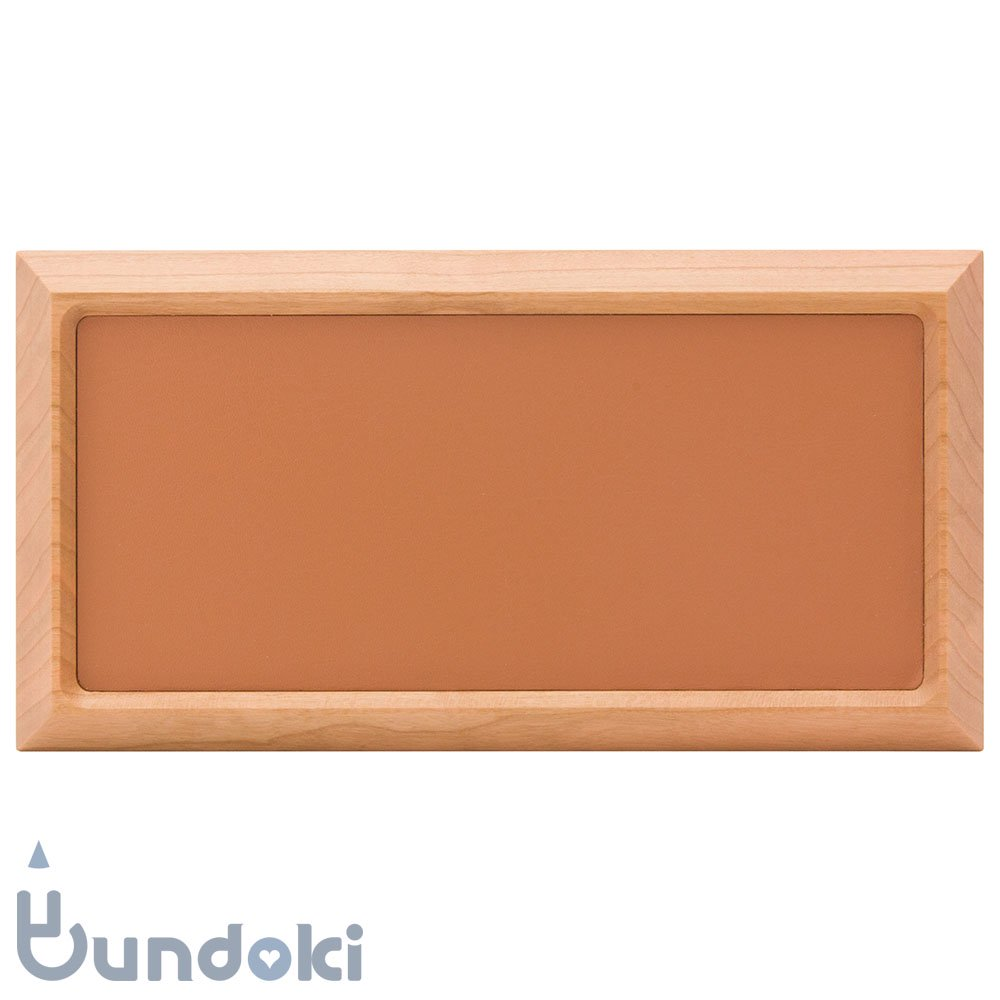 【hacoa/ハコア】Luxury Tray / 木製トレイ (チェリー)
