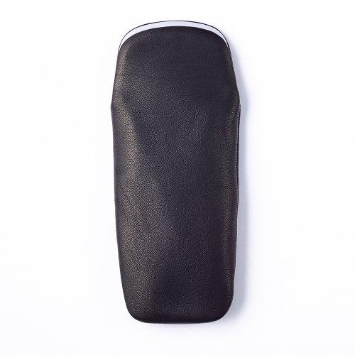 【METAPHYS/メタフィス】froro Pen case S /がま口型ペンケース・S (ブラック)