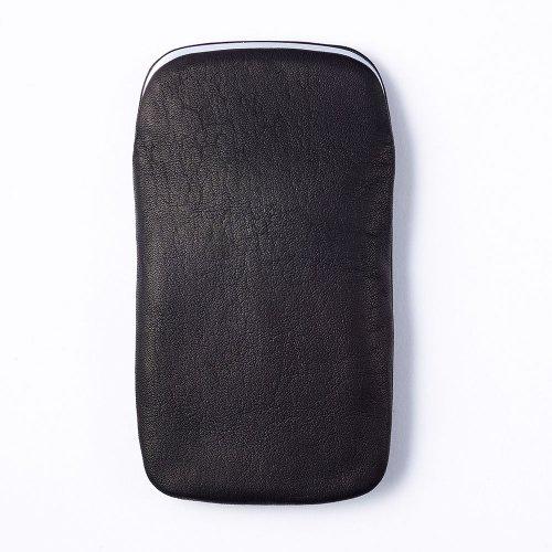 【METAPHYS/メタフィス】froro Pen case L /がま口型ペンケース・L (ブラック)