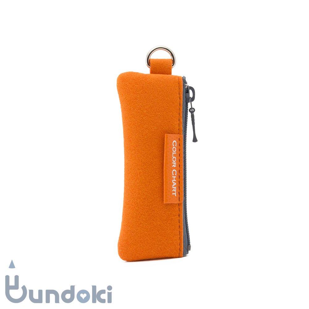 【ITO-YA/伊東屋】COLOR CHART ミニケース (サンセットオレンジ)