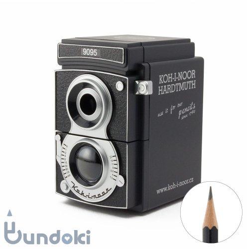 【KOH-I-NOOR/コヒノール】カメラ型ペンシルシャープナー