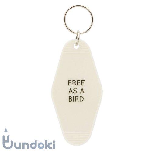 【three potato four】goodlife key tags (Free As A Bird)