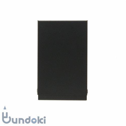 【mgn】アルミニウム名刺入れ (Dark Solid)