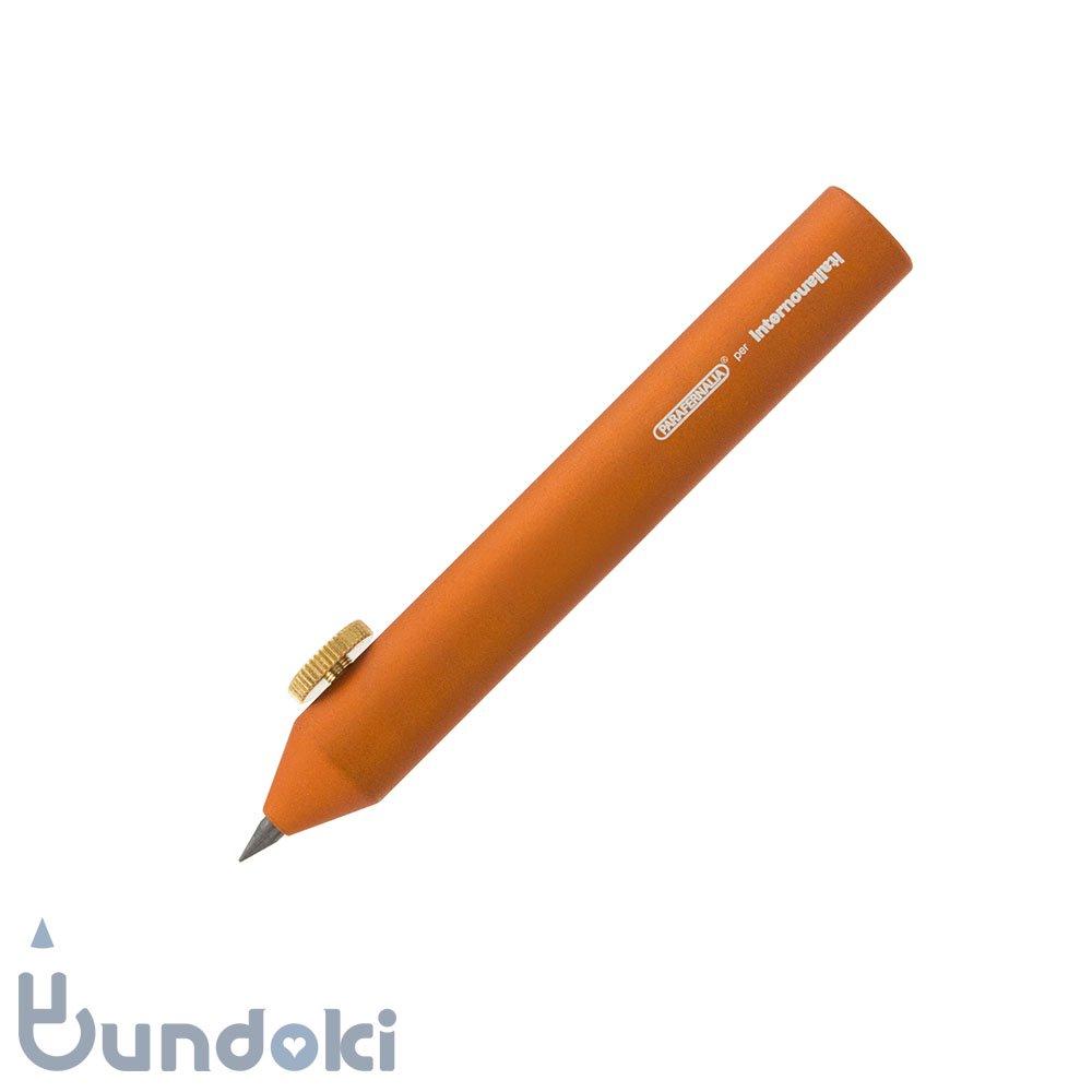 【Internoitaliano】 Neri S Mechanical Pencil / 3.15ミリ芯ホルダー (オレンジ)
