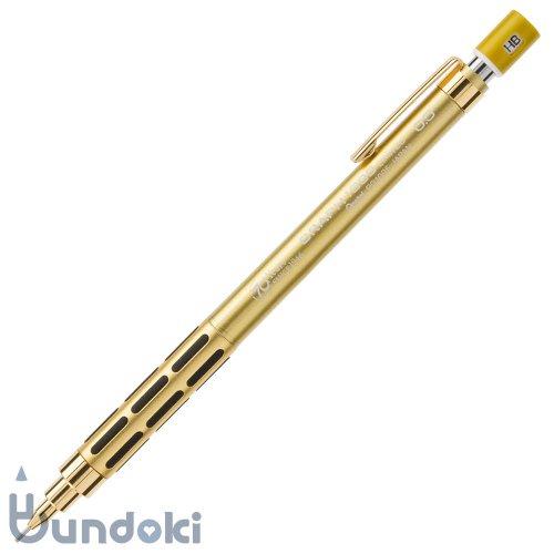 【Pentel/ぺんてる】GRAPH 1000 ぺんてる70周年記念限定モデル (ゴールド)