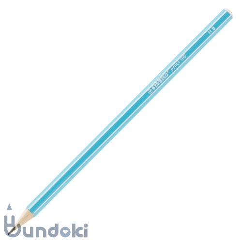 【STABILO/スタビロ】Pencil 160 (ブルー/HB)