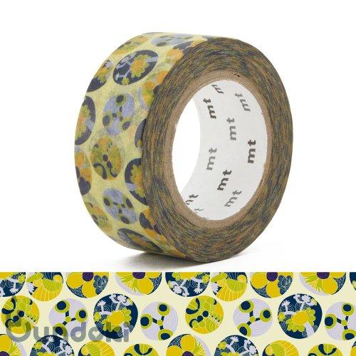 【カモ井加工紙/KAMOI】mtマスキングテープ Lisa Larson / 多肉植物