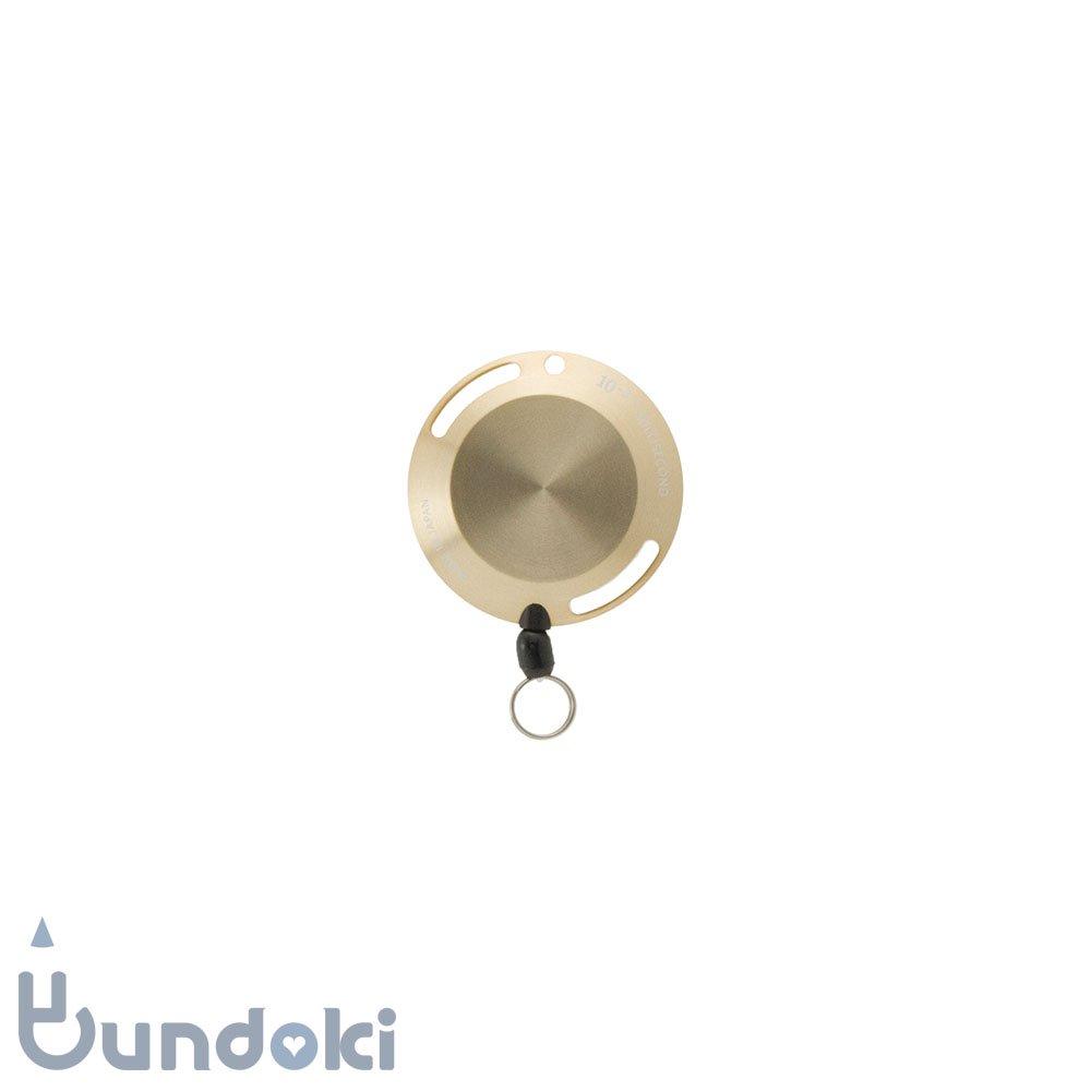 【TAKEDA DESIGN PROJECT】MiLLiSECOND/ミリセカンドリール (ゴールド)
