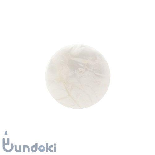 セルロイド 小物入れ・丸 ミニ (白)