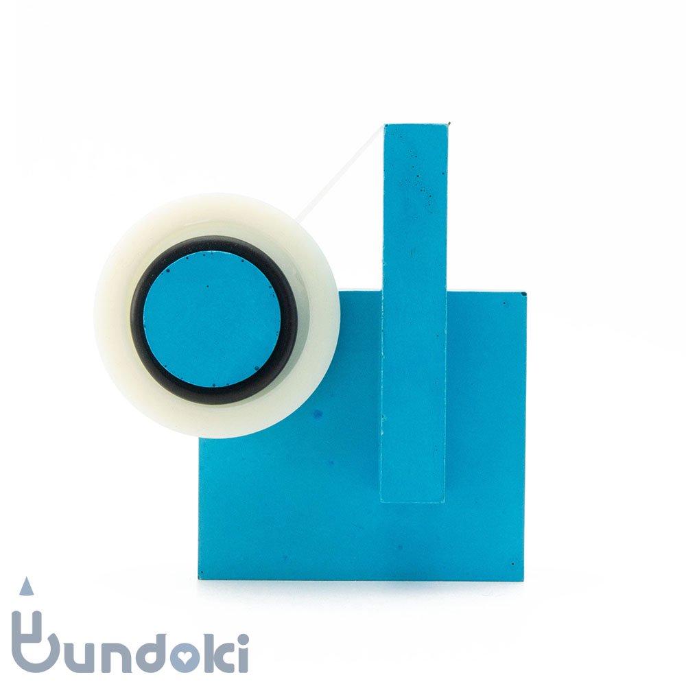 【22 Design Studio】Merge テープディスペンサー (ブルー)