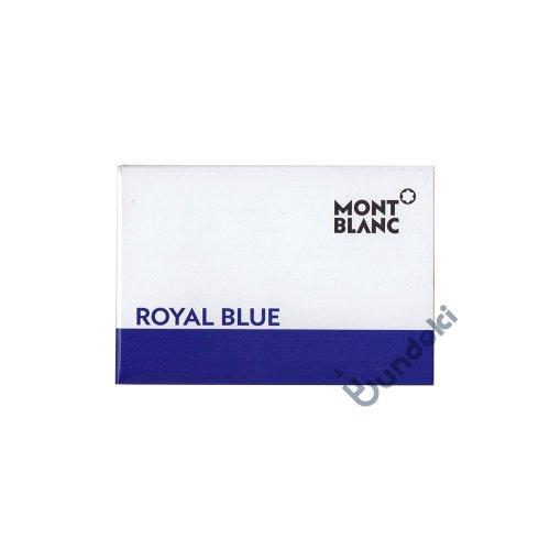 【MONTBLANC/モンブラン】カートリッジインク(ROYAL BLUE/ロイヤルブルー)