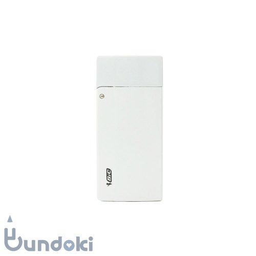 【BIC/ビック】ライターケース付き J25 ミニライターM3 (白)