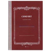 【ツバメノート】COMFORT NOTE(横罫ノート)B5
