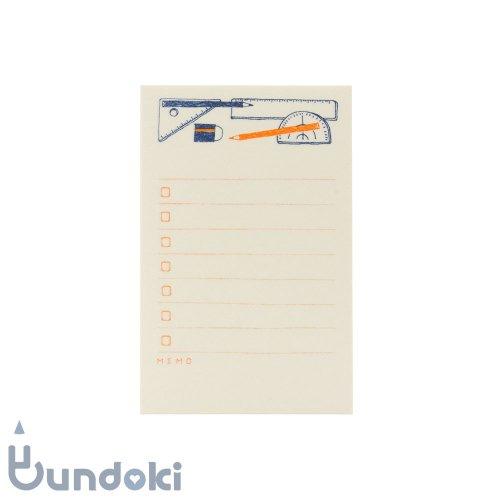 【古川紙工】文ぼう具TODO LIST (定規と分度器)