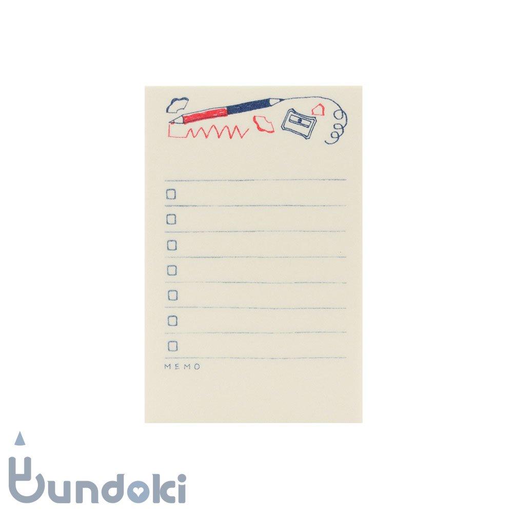 【古川紙工】文ぼう具TODO LIST (赤青えんぴつ)