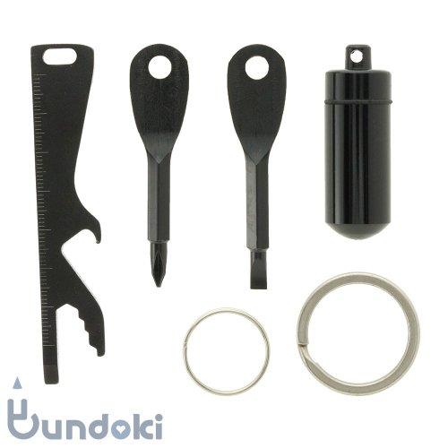【IRON & GLORY/アイアン アンド グローリー】Mini Tool Kit No.2 (ブラック)