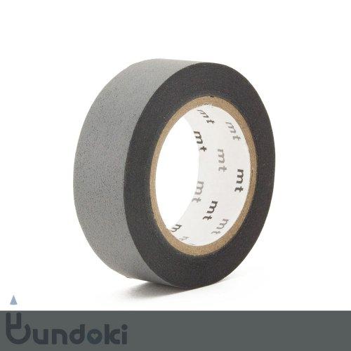 【カモ井加工紙/KAMOI】mt マスキングテープ / マットグレー