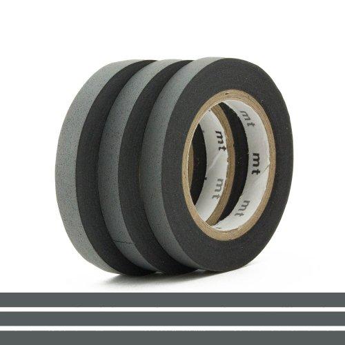 【カモ井加工紙/KAMOI】mt slim L・マットグレー (6mm)