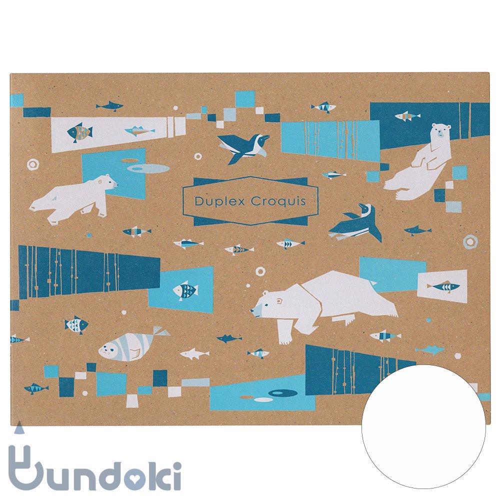 【KOKUYO/コクヨ】Drawing + / Duplex Croquis・ダブル クロッキー